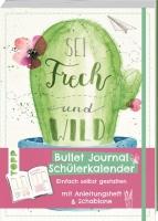 Bullet Journal Schülerkalender – Sei frech