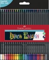 Black Edition Bunstifte, 24er Kartonetui