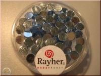 Rayher Plastik-Strassteine 5mm aquamarin