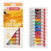Talens Art Creation Oil Colour 12 x 12ml