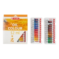 Talens Art Creation Oil Colour 24 x 12ml