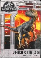 Folienballon Juassic World: Raptor
