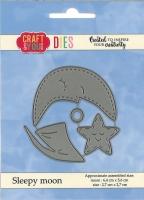 Craft&You Cutting Die - Mond und Sterne