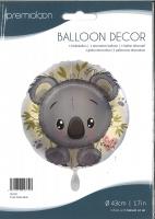 Folienballon Cute Koala Bear