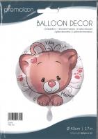 Folienballon Kitty Cat