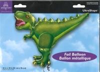 Folienballon XXL - T-Rex