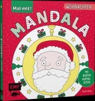 Mal mit! Mandala Weihnachten