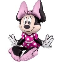 Sitting Minnie Mouse Multi-Balloon