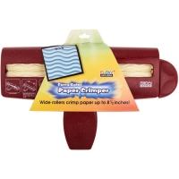 Corru-Gator Paper Crimper 8.5 - wave