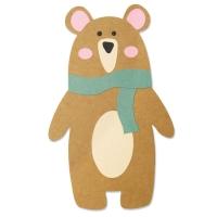Sizzix Bigz Die - Scandi Bear