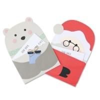 Sizzix Thinlits Die Set 20PK - Santas Letter