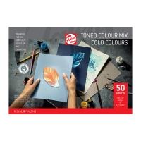 Toned Colour Mix Papier cold A4
