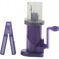 Strickmühle, H 13,5 cm, B 5,5 cm