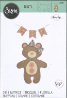 Sizzix BigzL Bear