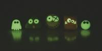 Bastelset Kneten & Radieren Crazy Neon