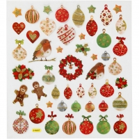 Sticker Weihnachtsmotive
