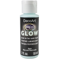 DecoArt Glow in the dark lagune