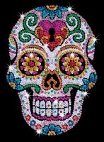 Sequin Art Ten Craft - Sugar Skull La Catrina