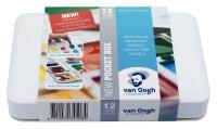 Van Gogh Aquarell Pocketbox - Basic Palette