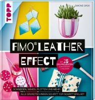 FIMO® leather-effect