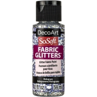 DecoArt Stoffmalfarbe 59ml Hologram