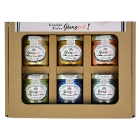 Glanzzeit Farben-Set 6 x 30ml