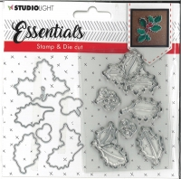 Studio Light Stamp & Die Cut Essentials Nr. 50