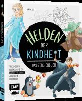 HELDEN DER KINDHEIT – DAS ZEICHENBUCH