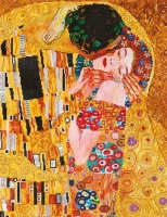 DIAMOND DOTZ The Kiss (Klimt) 55,9x71,12 cm