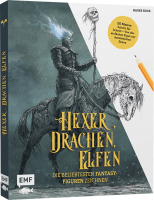 HEXER, DRACHEN, ELFEN – DIE BELIEBTESTEN FANTASY-FIGUREN ZEICHNEN
