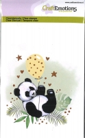 Clearstamps A6 Panda