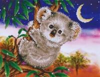 DIAMOND DOTZ Koala Snack 48x37 cm