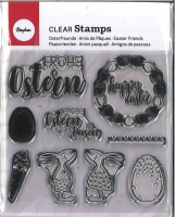 Clear Stamps - Osterfreunde