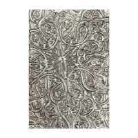 Fades Embossing Folder - Engraved by Tim Holtz