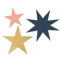 Sizzix Bigz Die - Winter Stars (B-Ware)