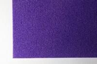 Bastel-Velourspapier 20x30 cm violett Velourpapier