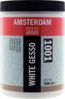 Amsterdam White Gesso 1000ml