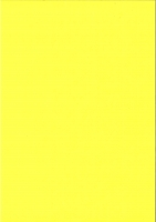 Wabenpapier citronengelb 23cm x 33cm