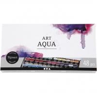 Art Aqua Aquarellfarbe 48er Metallkasten