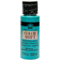 FolkArt Color Shift - Aqua Flash