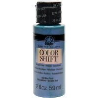 FolkArt Color Shift - Blue Flash