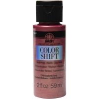 FolkArt Color Shift - Raspberry Flash