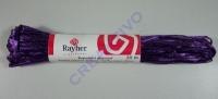 Rayonbast glänzend 20m lila