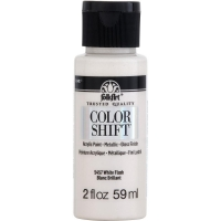 FolkArt Color Shift - White