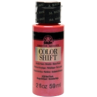 FolkArt Color Shift - Red Flash