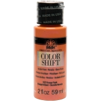 FolkArt Color Shift - Orange Flash