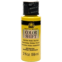 FolkArt Color Shift - Yellow Flash