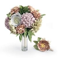 Sizzix DIY Bouquet & Boutonniere Kit