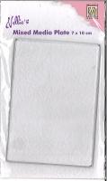 Nellies Choice Gelplatte rechteckig 7cm x 10cm