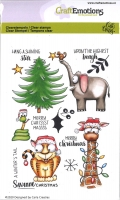 Clear Stamps A6 - Savanne Christmas